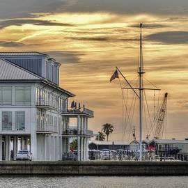 William Morgan - Yacht Club at Dusk