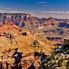 Bob and Nadine Johnston - Yaki Point 7 The Grand Canyon