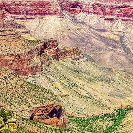 Bob and Nadine Johnston - Yaki Point View of the Grand Canyon