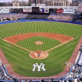 Allen Beatty - Yankee Stadium