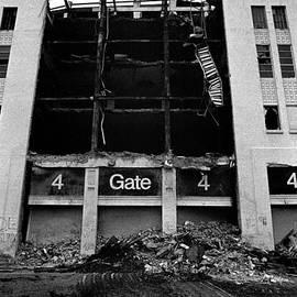 Ross Lewis - Winter 1974 Yankee Stadium Gate Four