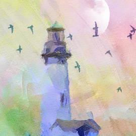 Greg Collins - Yaquina Lighthouse