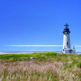Joan Carroll - Yaquina Lighthouse II