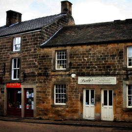 Michael Braham - Ye Olde Country Shops - in Scotland