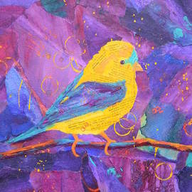 Nancy Jolley - Yellow Bird
