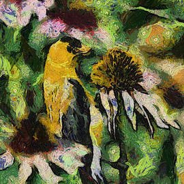 Thomas Woolworth - Yellow Bird Photo Art 02