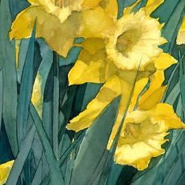 Greta Corens - Yellow daffodils