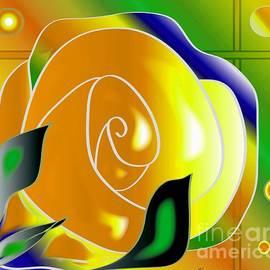 Iris Gelbart - Yellow Rose
