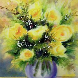 Kathy Braud - Yellow Roses