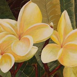 Barbara Ebeling - Yellow Splendor