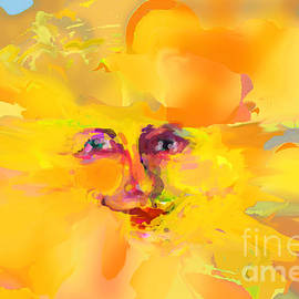 Cecily Mitchell - Yellow Sun