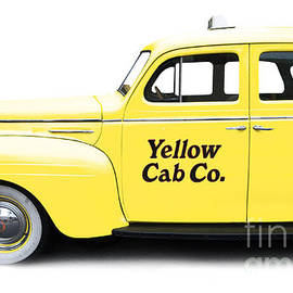 Edward Fielding - Yellow Taxi Cab