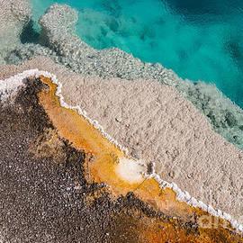 Sue Smith - Yellowstone Abstract