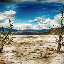 John Haldane - Yellowstone Deposits
