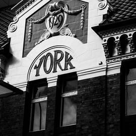 Parker Cunningham - York 1929