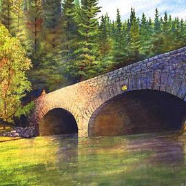 Douglas Castleman - Yosemite Bridge