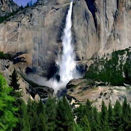 Bob and Nadine Johnston - Yosemite Falls National Park