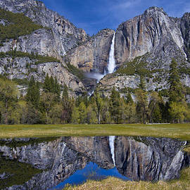 Alan Kepler - Yosemite Falls X 2