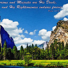 Bob and Nadine Johnston - Yosemite Gods Country