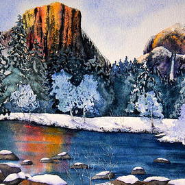 Eva Nichols - Yosemite in Winter I