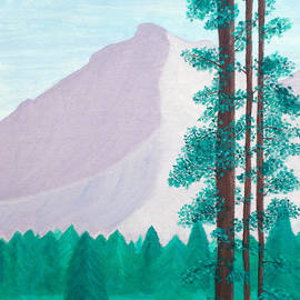 Jan Roelofs - Yosemite Morning