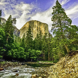 Bob and Nadine Johnston - Yosemite National Park El Capitan