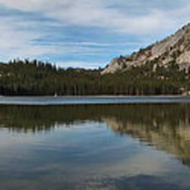 John Haldane - Yosemite Tenaya Lake Panorama