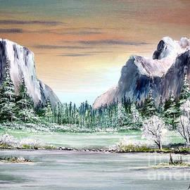 Bill Holkham - Yosemite Valley Artist Point