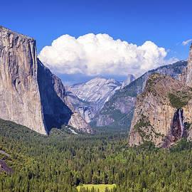 Joseph S Giacalone - Yosemite Valley Beauty