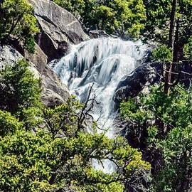Bob and Nadine Johnston - Yosemite Waterfall