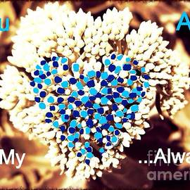 Kimberlee  Baxter - You Are In My Heart Always in Blue