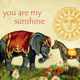 Peggy Collins - You Are My Sunshine