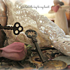 Katie Wing Vigil - You Hold The Key To My Heart