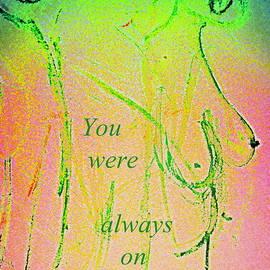 Hilde Widerberg - you were always on my mind