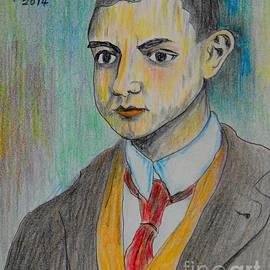 Taikan Nishimoto - Young Artist By Taikan