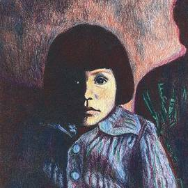 Kendall Kessler - Young Girl in Blue Sweater
