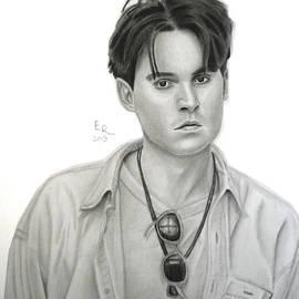 Enrique Garcia - Young Johnny Depp