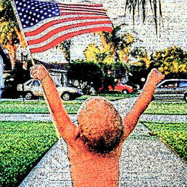 M and L Creations - Young Patriot