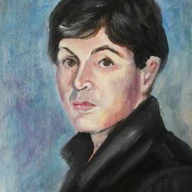 Melinda Saminski - Young  Paul McCartney