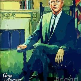 John Malone - Young President Kennedy