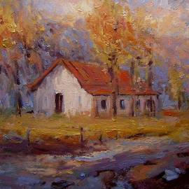R W Goetting - Your barn door is open