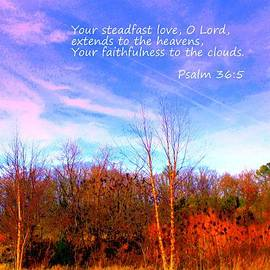 Pamela Hyde Wilson - Your Steadfast Love O Lord