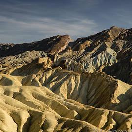 Janis Knight - Zabriskie Point Death Valley
