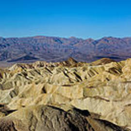 Jerry Fornarotto - Zabriskie Point Panoramic