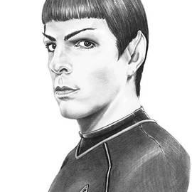 Murphy Elliott - Zachary Quinto as Spock