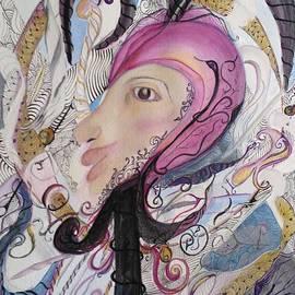 Marian Hebert - Zentangle Jester