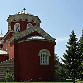 Zoran Berdjan - Zica Monastery