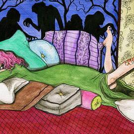 Julie McDoniel - Zombie Night