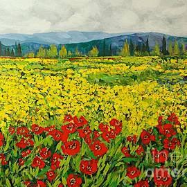 Allan P Friedlander - Zone des Fleur