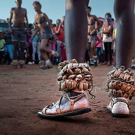 Ronel Broderick - Zulu Tradtional Dancer of Africa